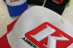 Cappelli con ricamo classiche e 3D