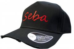cappello-personalizzato con stampa termoapplicata