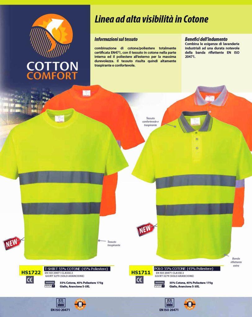 Ricamifico indumenti da lavoro certificati