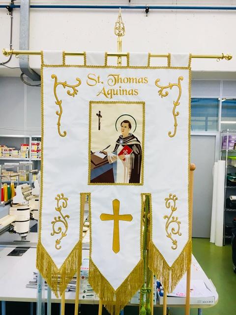 Stendardo liturgico