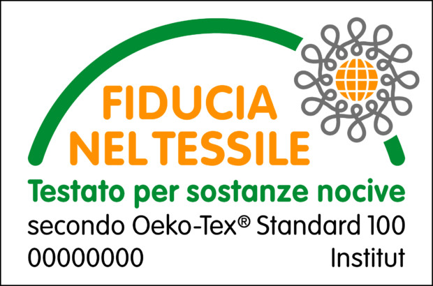 Certificato OekoTex Standard100