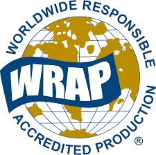 Wrap world responsible accredited production