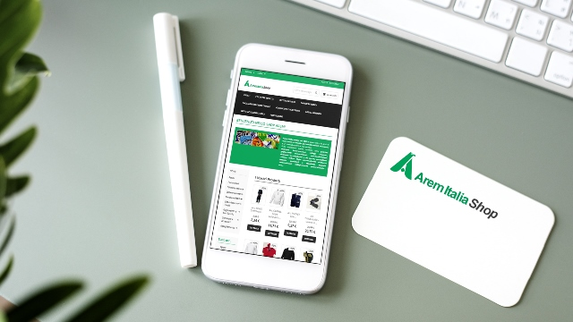 Arem Italia the ecommerce for bespoke garment