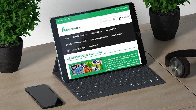 Arem e-commerce tessile personalizzato