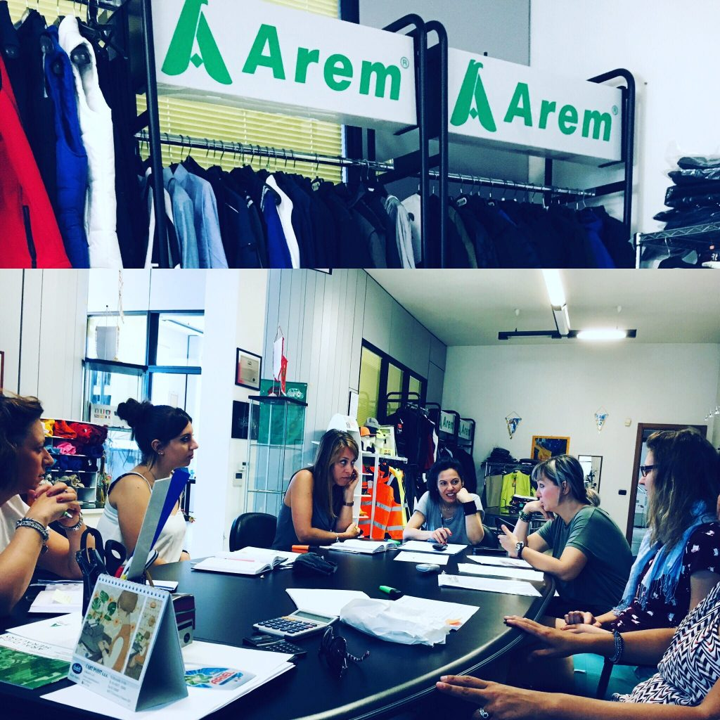 Arem the customization european company for textile