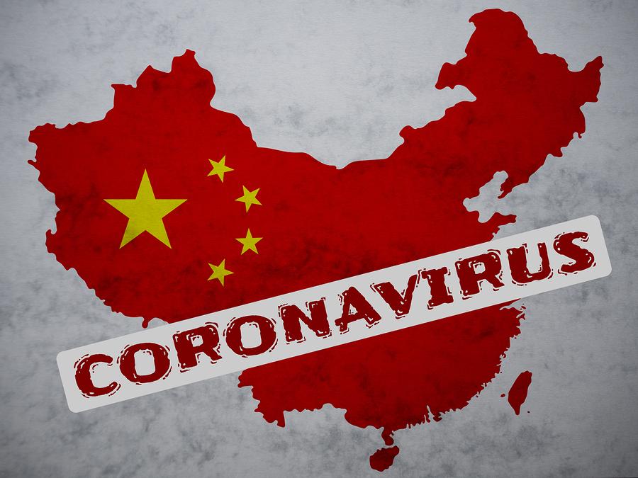 Il corona virus in Cina